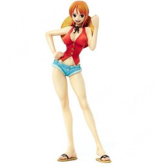 One Piece - Φιγούρα Nami (Limited Edition P.O.P)