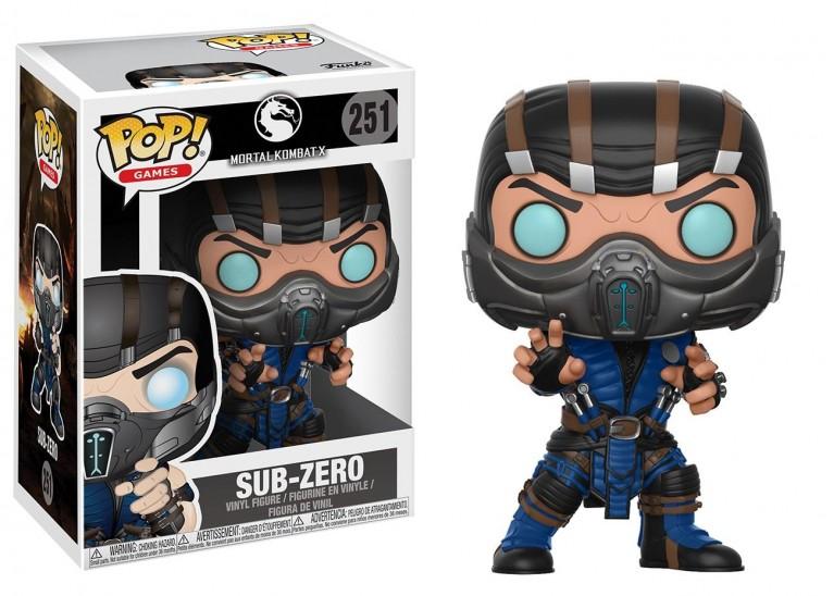 Φιγούρα Sub-Zero (Funko POP)