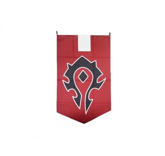 Σημαία Horde Crest (Banner)