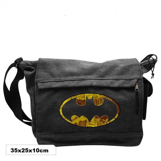 Τσάντα ταχυδρόμου Batman Emblem