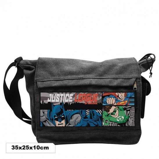 Τσάντα ταχυδρόμου Justice League