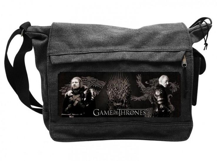 Τσάντα Ταχυδρόμου Stark and Lannister