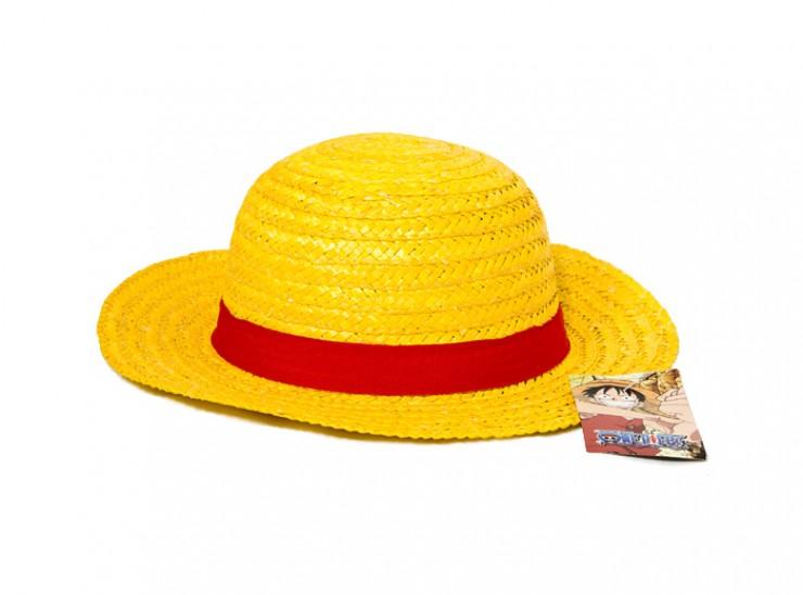 Το καπέλο του Luffy (κίτρινο)