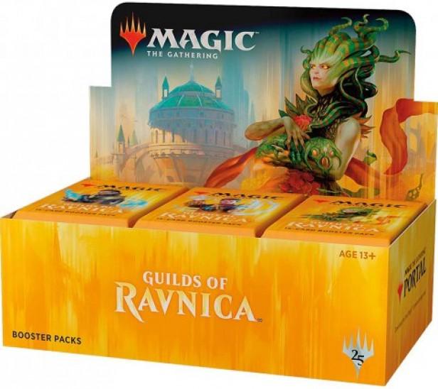 Booster Display Guilds of Ravnica
