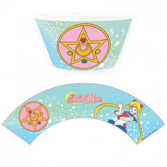 Μπολ Crystal Star + Sailor Moon