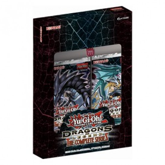 Booster Display Dragons of Legend: The Complete Series