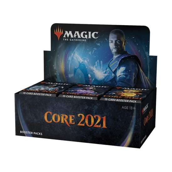Booster Display Core 2021