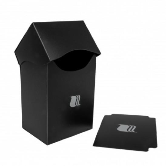Deck Box Vertical Black (Blackfire)