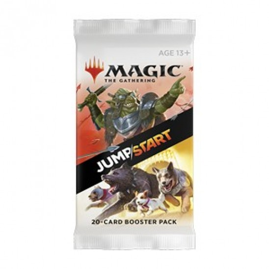 Booster Pack Jumpstart