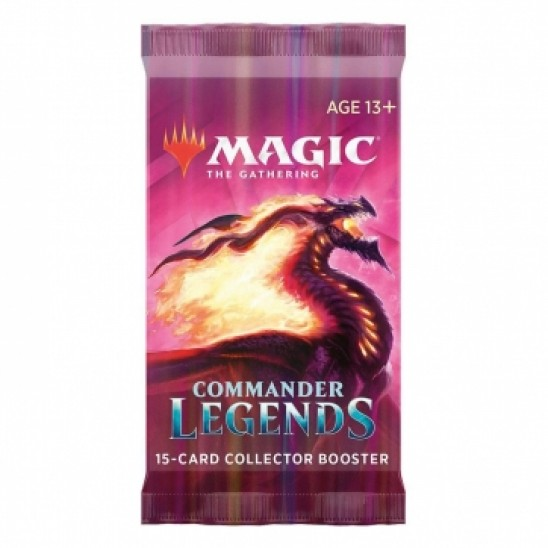 Collector Booster Pack Commander Legends