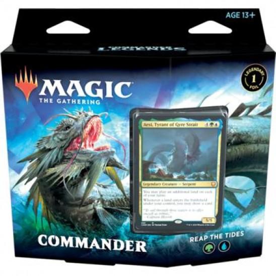 Commander Legends: Reap the Tides Deck