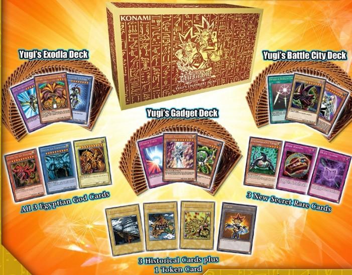 Yu-Gi-Oh! Yugi's Legendary Decks