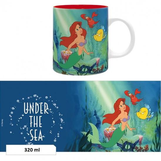 Κούπα Ariel Under The Sea (320ml)