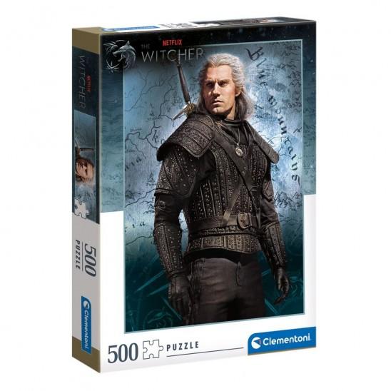 Puzzle Geralt of Rivia (500 pieces)