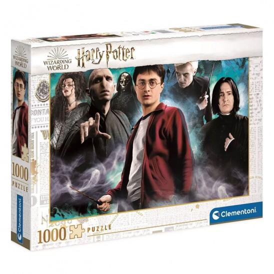 Puzzle Harry vs the Dark Arts(1000 pieces)