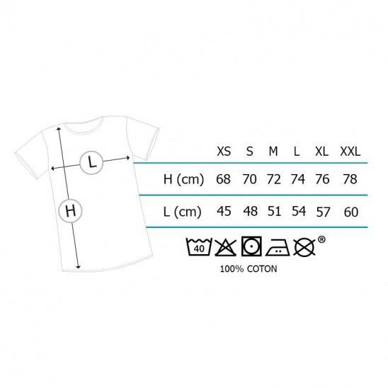 T-Shirt Luffy New World