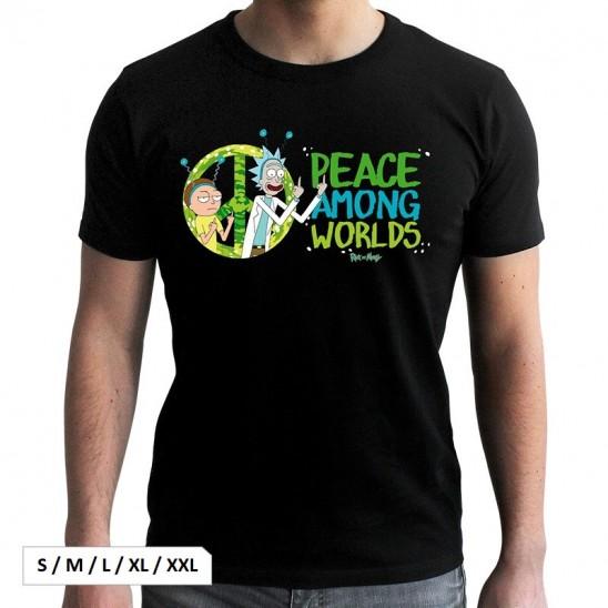 T-Shirt Peace Among Worlds