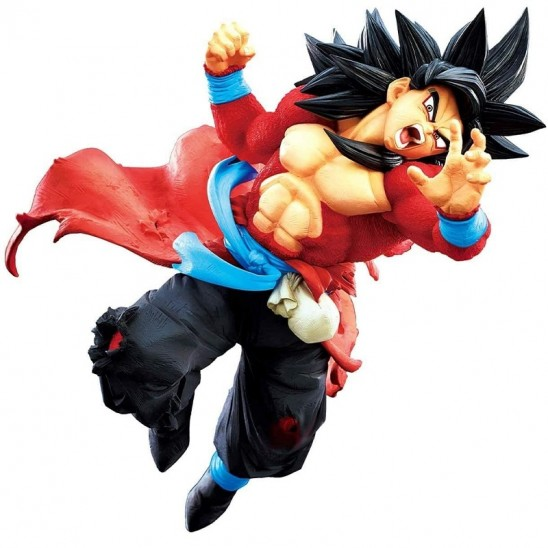 Φιγούρα Super Saiyan 4 Xeno Goku (SDBH 9th Anniversary)