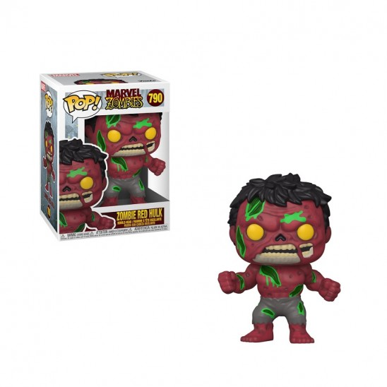 Φιγούρα Zombie Red Hulk (Funko POP) #790