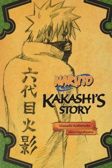 Kakashi's Story - Lightning in the Frozen Sky