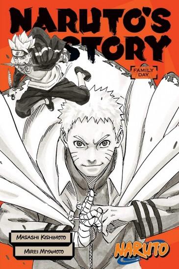 Naruto's Story - Family Day