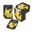 Deck Box Full View Pikachu (Ultra Pro)