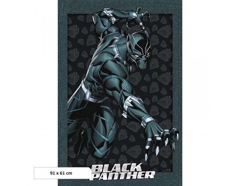 Αφίσα Black Panther (91x61)