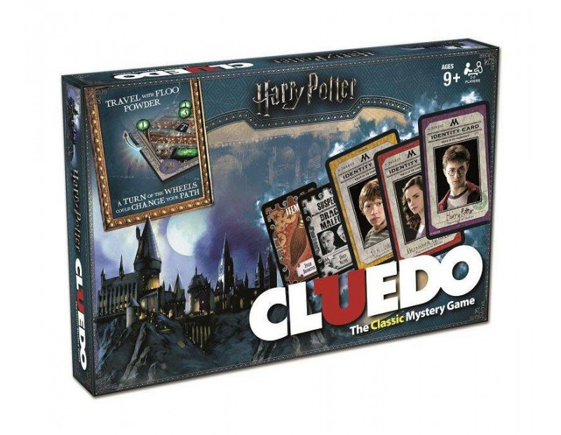 Cluedo Harry Potter (English - 2nd Edition)