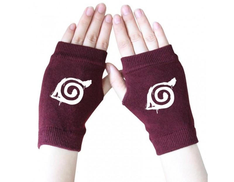 Γάντια Konoha Village (Purple)