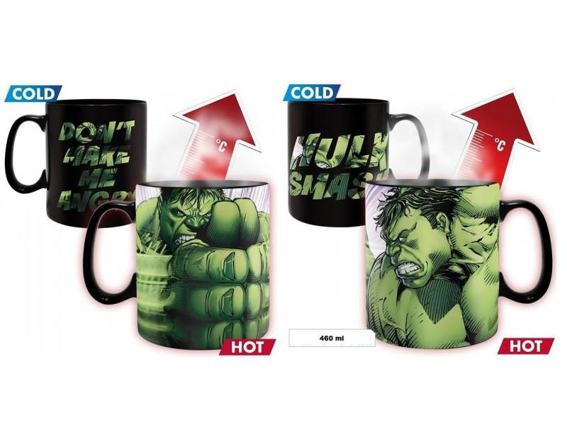 Κούπα Hulk Smash (Heat Change - 460ml)