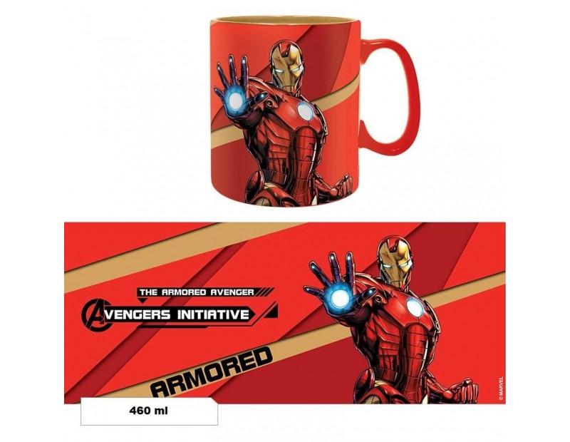 Κούπα Iron Man Armored (460ml)