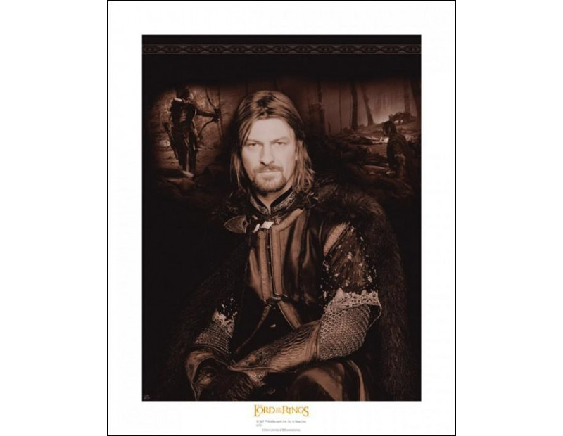 Artprint Boromir (40x50)