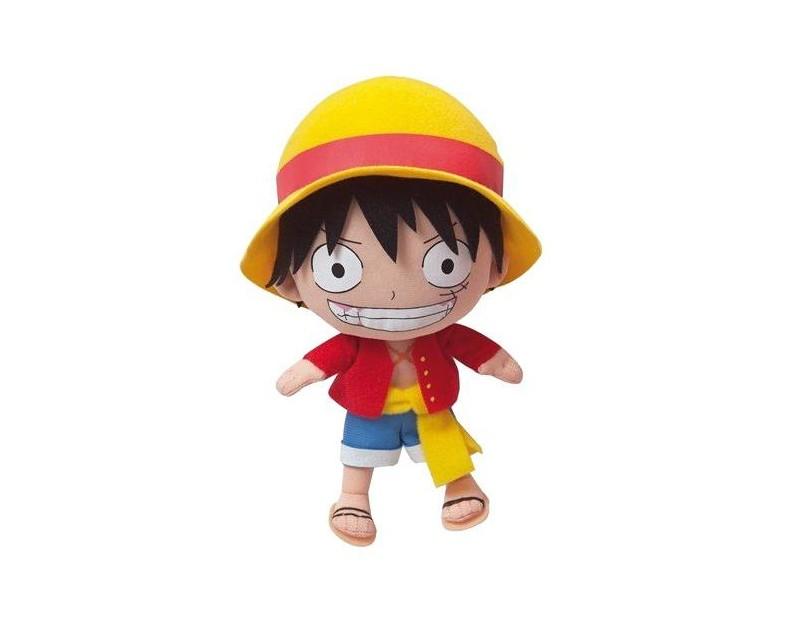 Λούτρινος Luffy (18cm)