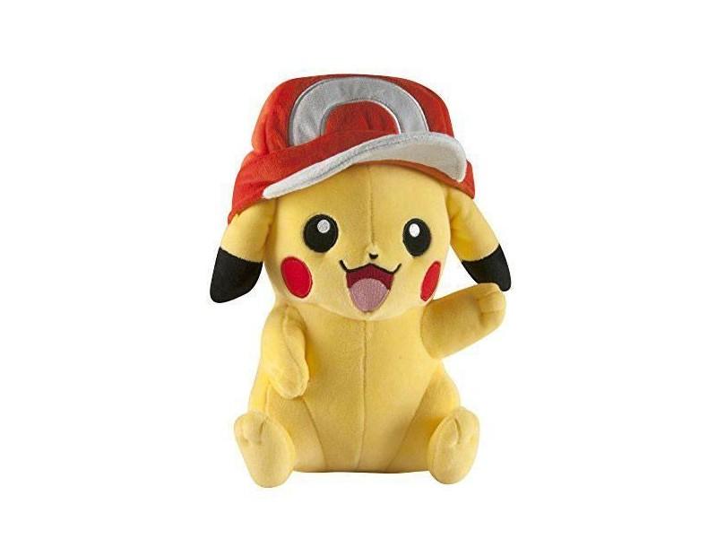 Λούτρινο Pikachu (Ash Cap)