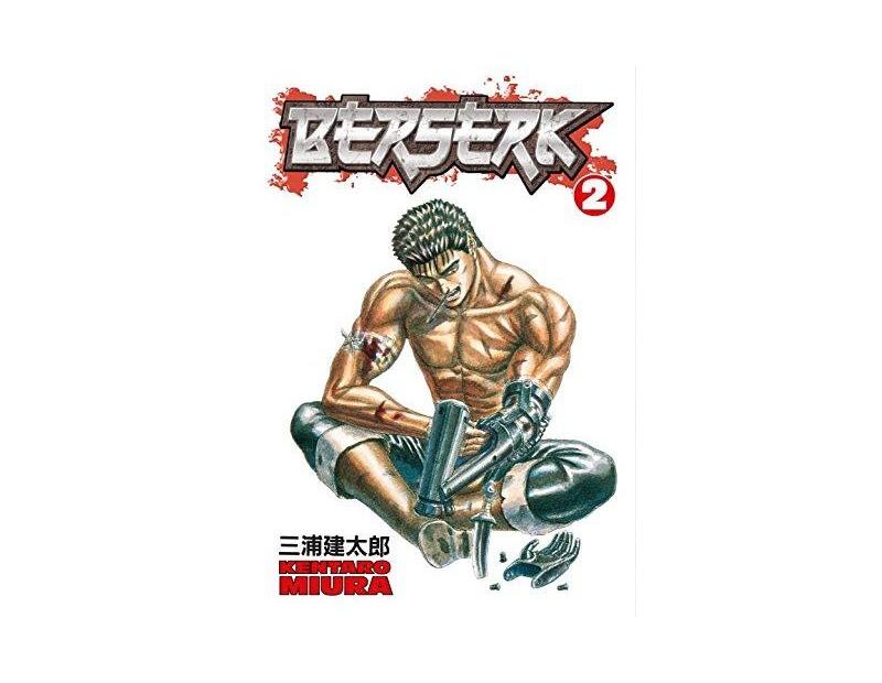 Manga Berserk Τόμος 2 (English)
