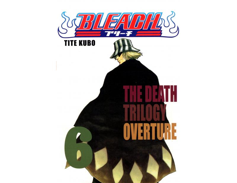 Manga Bleach Τόμος 06 (English)