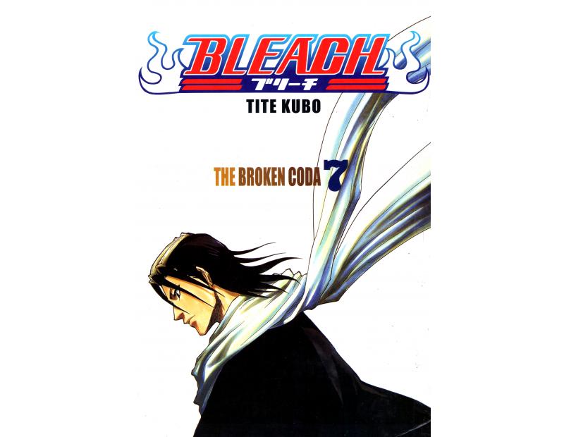 Manga Bleach Τόμος 07 (English)