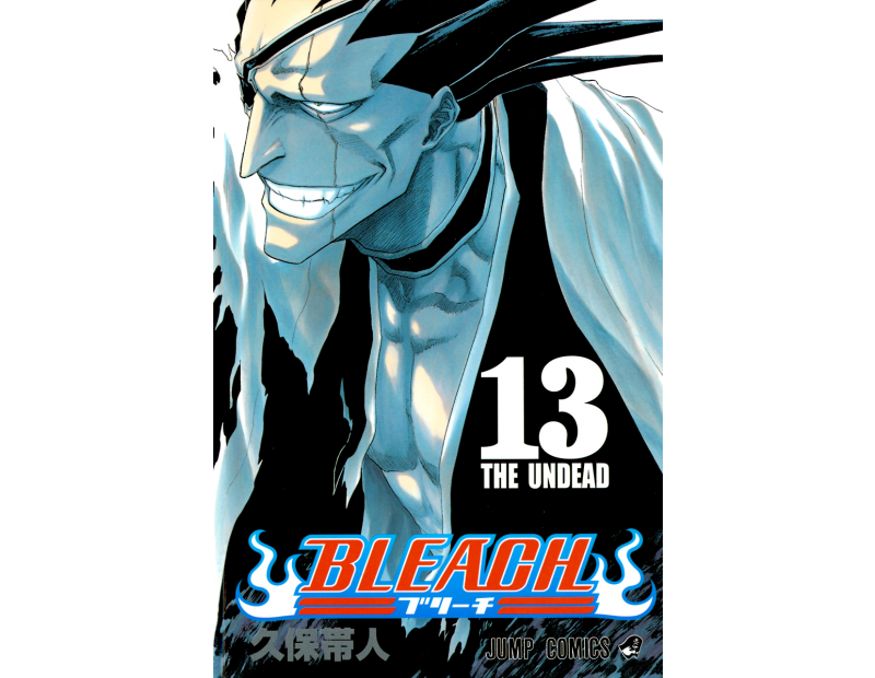Manga Bleach Τόμος 13 (English)