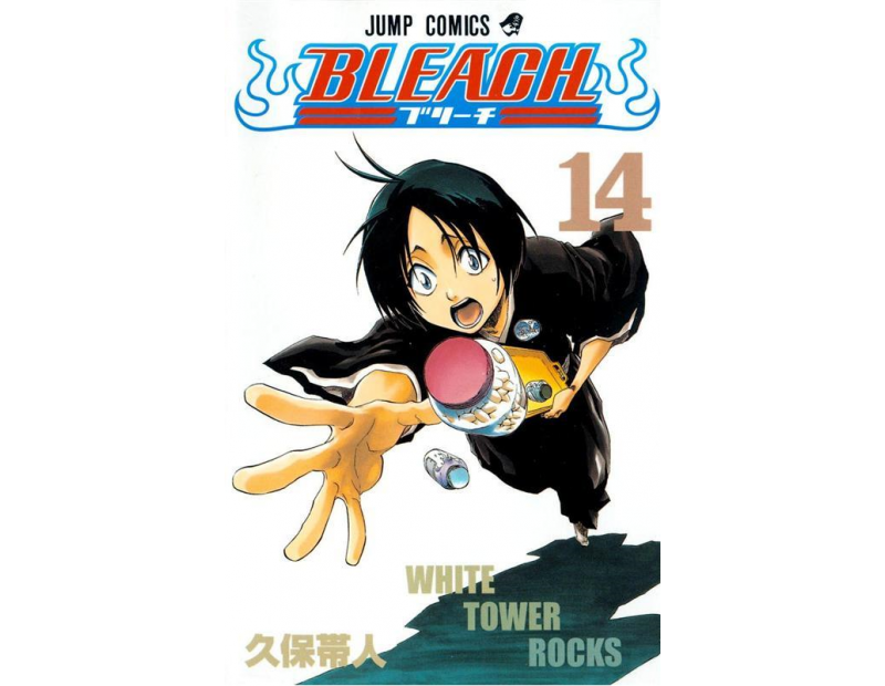 Manga Bleach Τόμος 14 (English)