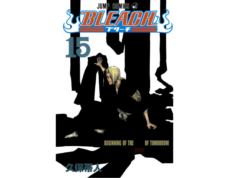Manga Bleach Τόμος 15 (English)