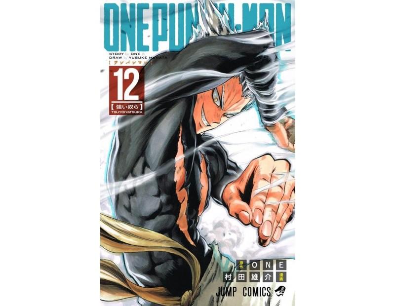 Manga One-Punch Man Τόμος 12 (English)