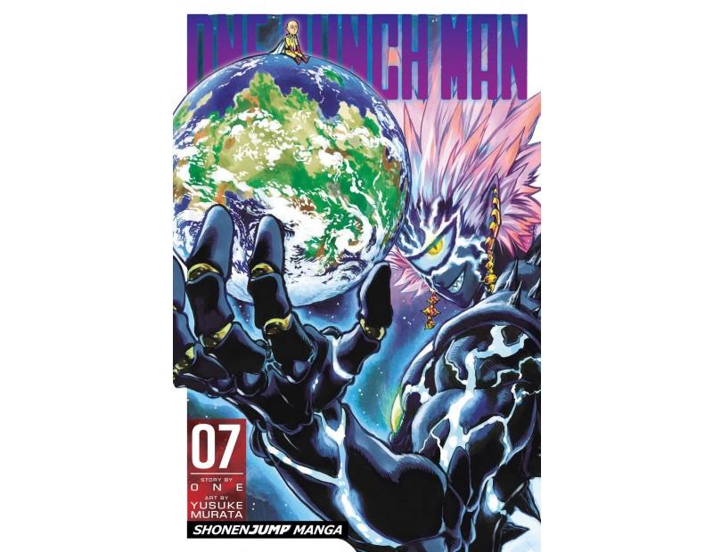 Manga One-Punch Man Τόμος 7 (English)