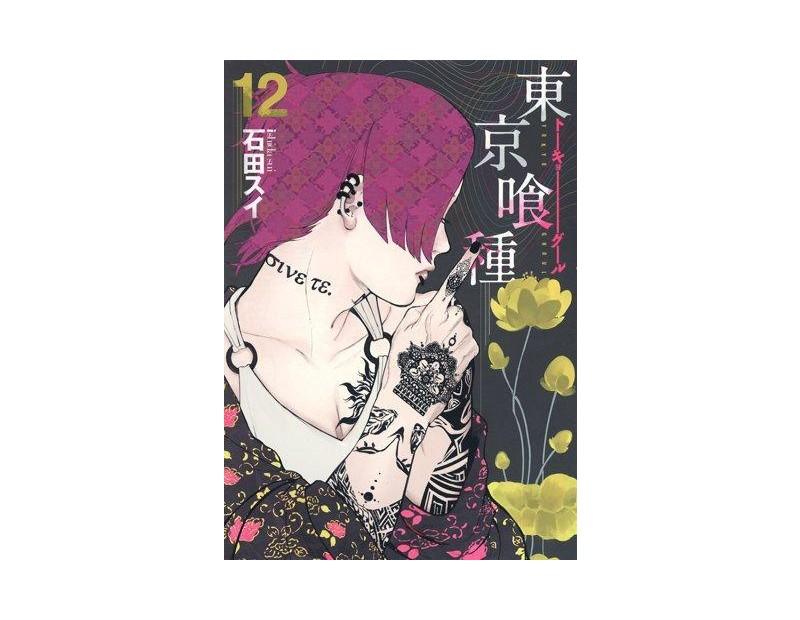 Manga Tokyo Ghoul Τόμος 12 (English)