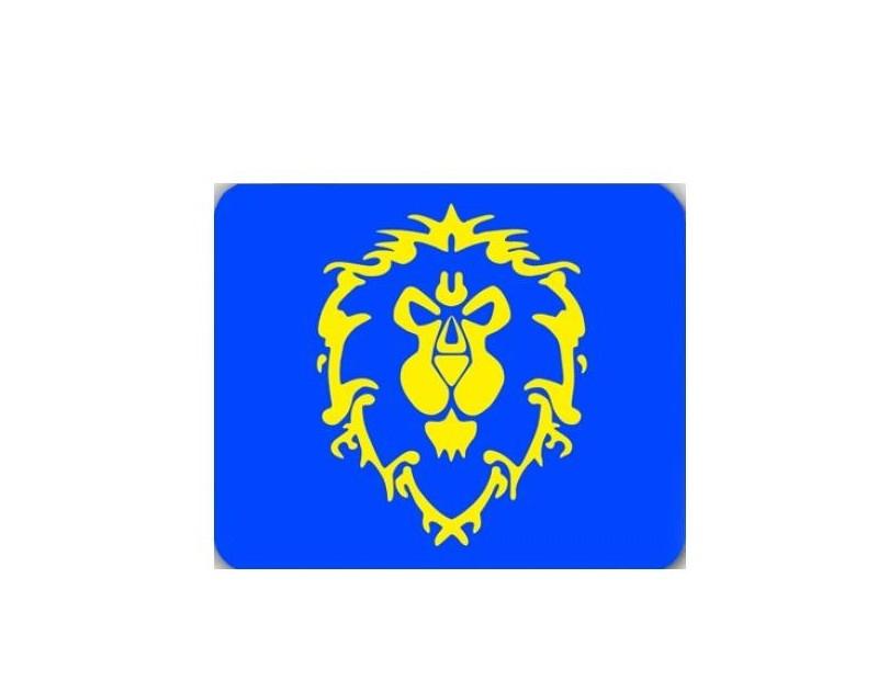 Mousepad Alliance Crest
