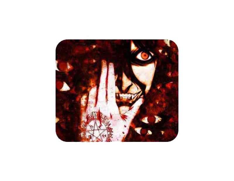 Mousepad Alucard Pentagram