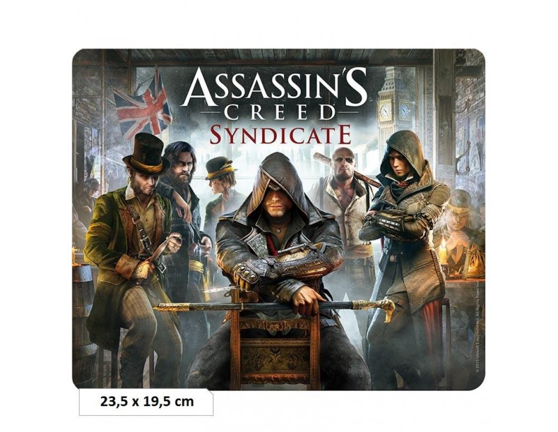Mousepad Assassin's Creed Syndicate Cover