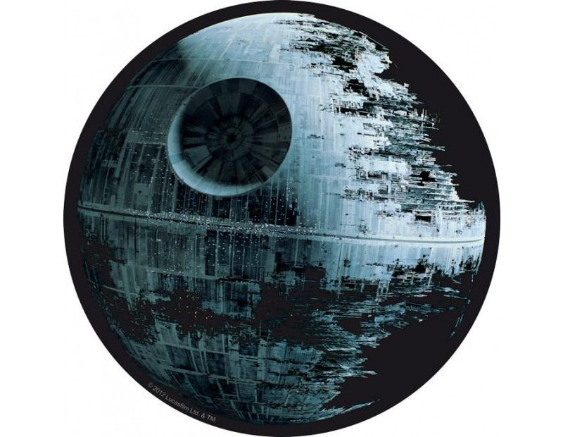 Mousepad Death Star