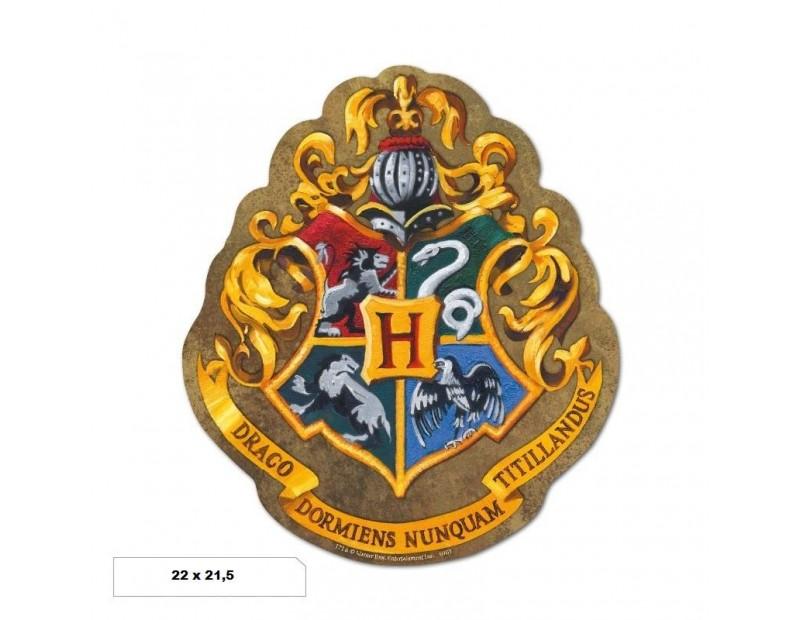 Mousepad Hogwarts Crest