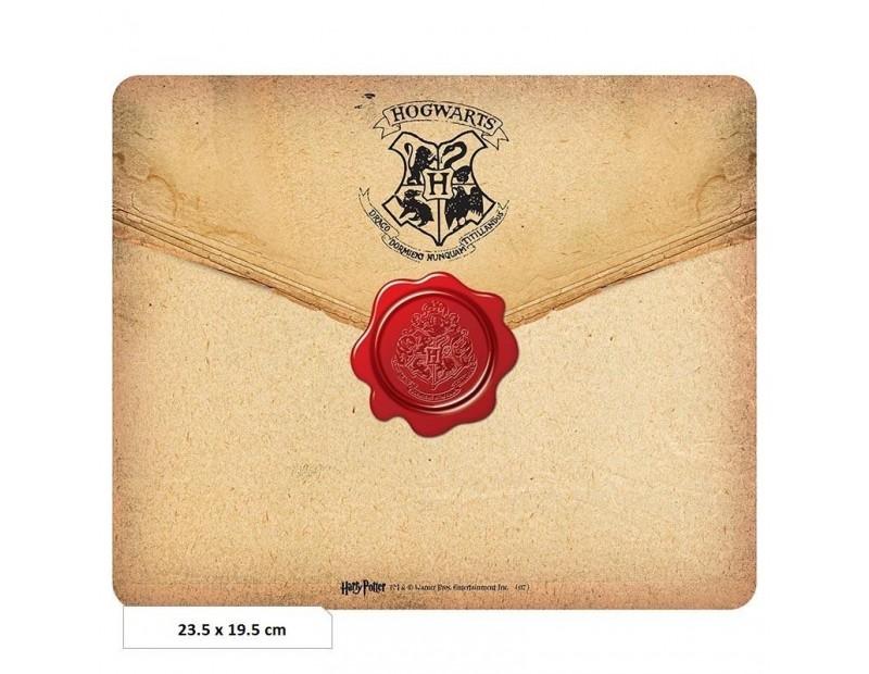 Mousepad Hogwarts Letter