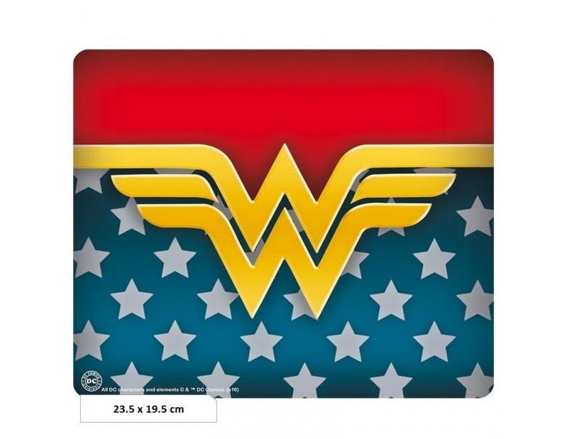 Mousepad Wonder Woman Logo